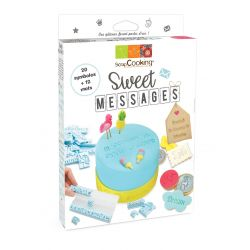Kit sweet messages - 33 pièces