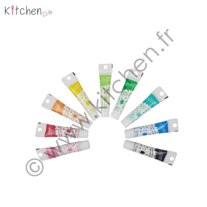 Colorant alimentaire en gel 20g