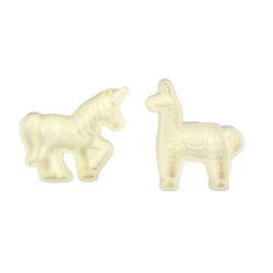 Licorne et Lama 3D