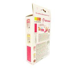 Informations kit pâte à sucre princesse