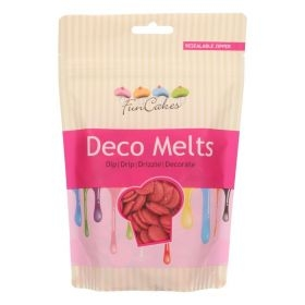 Deco Melts 250 g - Rouge