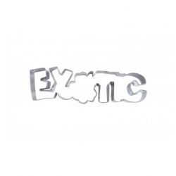 Découpoir « Exotic »