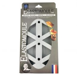 "Moule triangle ""Elastomoule"" de Buyer"