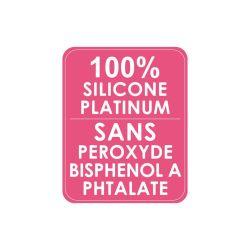 Moule à chocolat de Pâques en silicone 100 % platinum sans BPA