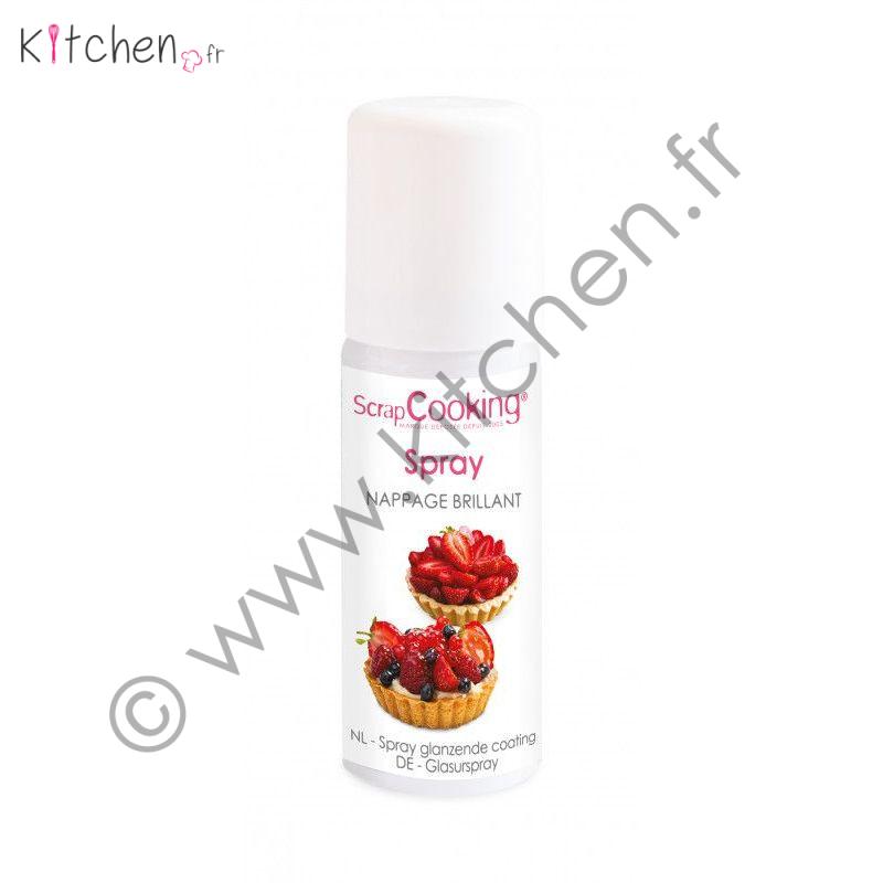 Spray nappage brillant