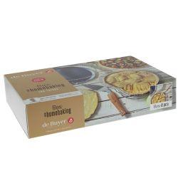 Box Homebaking pour les tartes