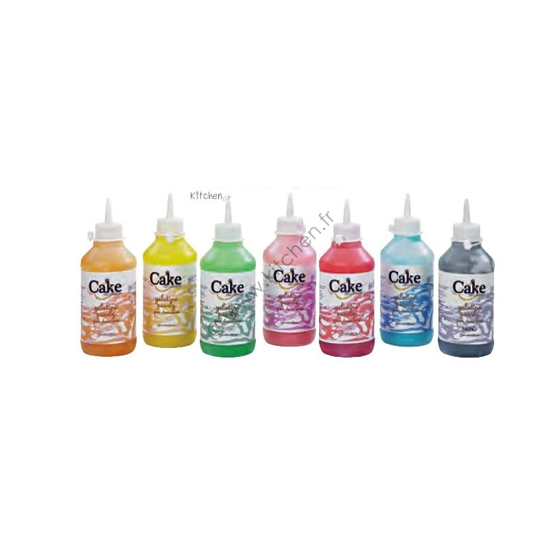 Colorant alimentaire gel perle 250 g