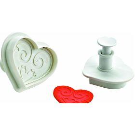 2 emportes pièces éjecteurs cœurs