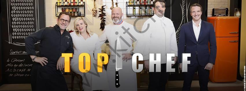 Top Chef (source : https://www.facebook.com/topchef.m6/photos)